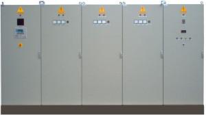 IGBT-Umrichter mit mehreren Ausgängen