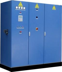 Induktionstechnik im Bereich Energieversorgung